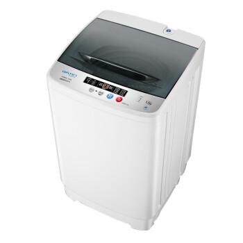 科飛(COフラッシュ)5.5キロ全自動ミニ家庭用赤ちゃん洗濯機ブルーレイ殺菌ベルトベック小型洗濯機風乾機XQB 5 - 1508青灰