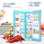 Holer /ハイアール冷蔵庫の洗濯機セット576升風冷無霜冷蔵庫10キロインテリジェント周波数変化ローラー洗濯機全自動家庭