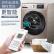 恵成浦(whrlpool)WG-F 1070 BH 10キラーグリムを洗濯して一体の周波数が変化したと知ったら全自動ローリング洗濯機