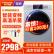 パナソニックXQG 80-E 8シリーズ8キロの大容量家庭用周波数変化静音ローラー洗濯機全自動銀色