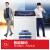Leader(Leader)ハイアル6キロの洗濯機は全自動的に車輪が漂っています。2つの知能量を合わせて、なめらかに洗濯機を洗います。