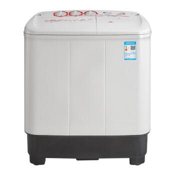 LittleSwan LittleSwanダブルシリンダー洗濯機半自動品質モーターの強い流れは3年間で8キロTP80 VDS 08をカバーしています。