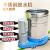 大容量の20キロのステンレスは乾燥桶の大規模な工業の脱水機を振って単に遠心機の大電力を振って乾燥機の1.1 KW-220 V銅線の電機の標準版の15キログラムを切ります。